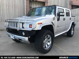 100 Hummer H2 Truck 2009 SUT Luxury For Sale In Orange County CA Stock 10632