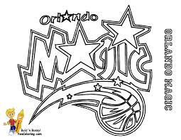 Nba Logo Coloring Pages Buzzer Beater Basketball Sheets East Download