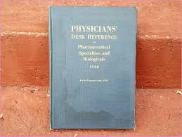 New Physician Desk Reference 1948 Physicians Desk Reference Pns