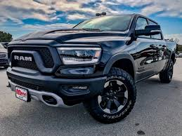 100 Dodge Trucks For Sale In Ky New 2019 Ram 1500 REBEL CREW CAB 4X4 57 BOX Mt