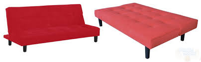 Sofa Bed At Walmart Canada by Red Tufted Futon Sofa Bed Only 80 U0026 Free Shipping Walmart