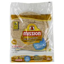 ission cuisine 2 mission whole wheat 8 taco tortillas 10 count 16 oz meijer com