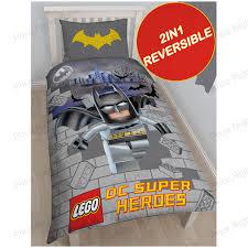 Batman Bed Set Queen by Dc Comics Batman U0026 Superman Duvet Cover And Pillowcase Sets