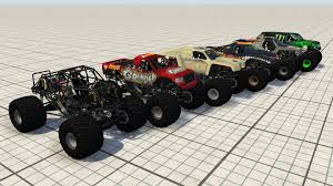Monster Jam Oakland 2013 V0.7.0 | BeamNG