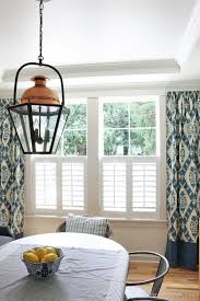 Living Room Curtain Ideas With Blinds by Best 25 Half Window Curtains Ideas On Pinterest Kitchen