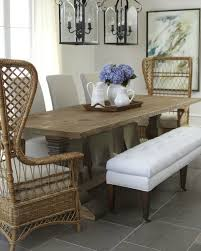 Brilliant Dining Room Upholstered Bench With Descargas Mundiales