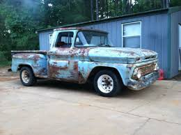 1962 Chevy C10, V8, Standard, Stepside, Lowered, Project - Classic ...