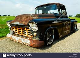 100 Rat Rod Trucks Pictures 1956 Chevrolet Custom Pickup Truck Stock Photo 87414684 Alamy