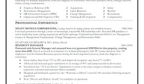 Technology Resume Examples Best Executive Samples Or Hr Sample Information