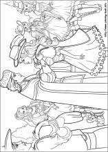 Barbie And The Three Musketeers Coloring Pages On Book