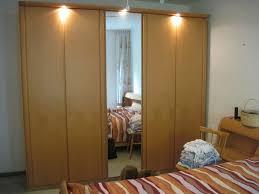 schlafzimmer komplett mit beleuchtung in buche massiv