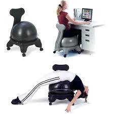 Yoga Ball Office Chair Amazon by Incredible Yoga Ball Desk Chair Chair Design Browsemadison Com