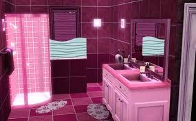salle de bain mauve accessoire de salle de bain mauve