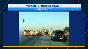Fiery Big Rig Crash Shuts Down Highway 99 In North Valley | Abc30.com 4 Injured After Semitruck And Greyhound Bus Crash Near Kettleman Best Truck Crashes 2015 2016 Driver Leaps To Safety As Train Into Inside Edition Tesla Owner Says Autopilot Saved Him From A Nearmiss With Video Semitruck Loses Control Crashes Gas Station In Cajon Caught On Video Driver Capes Semi Before Its Hit By Fatigue Contributing Factor Mondays Video Drowsy Driving Leads Fatal Truck At Nevada 3 Due Inattention Snarls Blaine Crossing Route 17 Crash Clip Shows Wreck It Happened Shocking Footage Of Minor Turned Major The 401