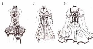 Clothes Designs By XMidnight Dream13x