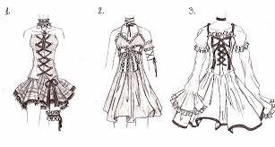 Clothes Designs By XMidnight Dream13x