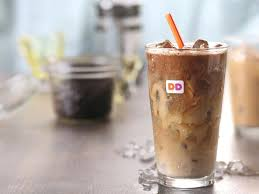 Med Iced Coffee Dunkin Donuts The Story Behind Our New Coconut Pie Flavored