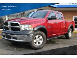 100 Dodge Truck 2014 Ram 1500 For Sale ClassicCarscom CC1174887