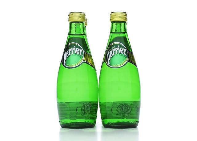 Perrier Original Sparkling Water - 4 x 11oz Pack