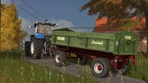 This Pack Contains An Old Fashioned Trailer With Multiple Configuration Options Change Between 6000l And 8000l Also You Can Configure Both Variants To A