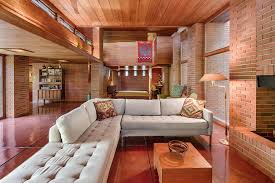100 Frank Lloyd Wright Houses Interiors You Can Stay In Departures