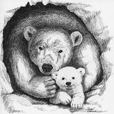 368 Best Bear Art Images On Pinterest