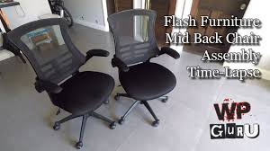 100 Studio B Furniture Uilding Flash Chair Assembly Timelapse YouTube