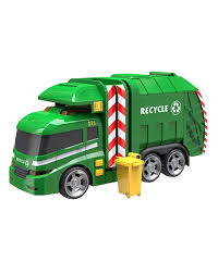 Teamsterz Garbage Truck | J D Williams