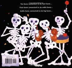 Shake Dem Halloween Bones Activities by Dem Bones Avenues Bob Barner 0765145008273 Amazon Com Books