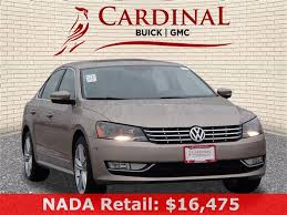 Used Volkswagen Passat TDI SEL Premium For Sale In Springfield, IL ...