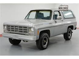 1979 GMC Jimmy For Sale | ClassicCars.com | CC-1128002 Gmc Sierra 2500 Photos Informations Articles Bestcarmagcom Midwest Classic Chevygmc Truck Club Photo Page 1979 K25 Royal 34 Ton 4x4 Like Chevy Bonanza Complete 7387 Wiring Diagrams Suburban 79 Nvfabcom Peru New Vehicles For Sale Sold 1976 Chevrolet C10 Stepside Pickup Sale By Auto Past Of The Year Winners Motor Trend Classiccarscom Cc1037332 Behind A Barn Find K20 The 1947 Present