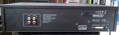 Nakamichi Tape Deck Bx 2 by Nesovski Com High Quality Vintage Audio