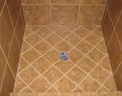 shower awesome how to replace a shower pan with tile alessa 60