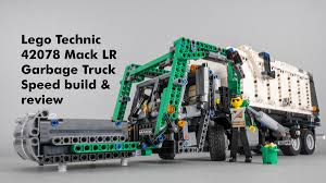 100 Garbage Truck Youtube RacingBrick On Twitter LEGO_Group Technic 42078 Macks LR