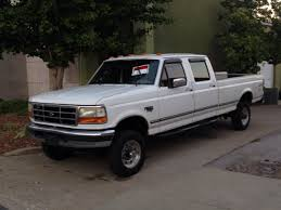 100 F350 Ford Trucks For Sale 97 F350 Ford Diesel 73 Turbo Diesel In Ky 4 Door