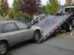 Flatbed Towing Services | Green Towing Los Angeles | Tow Truck Near Me
