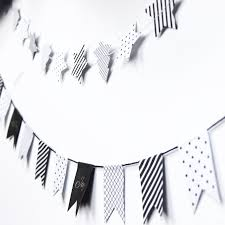 Hanging Decorations Tinkle Little Star Paper Rosette BannersHoneycombs StarsWall Decor Wedding Birthday Party Showers In DIY From