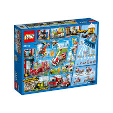 LEGO City Fire Station 60110 - £85.00 - Hamleys For Toys And Games