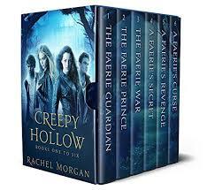 Creepy Hollow Series Books One To Six By Rachel Morgan