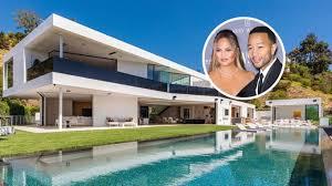 104 Beverly Hills Houses For Sale John Legend Chrissy Teigen Buy 17 5 Million Mansion Variety