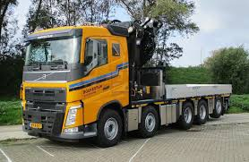 100 Truck Sleeper Cab Boekestijn VOLVO FH4 SLEEPER CAB 10x4 WSI Collectors