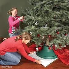 Xmas Tree Waterer by Handy Tips And Hacks For Christmas Trees Family Handyman