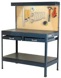 multipurpose workbench with lighting and outlet work bench with