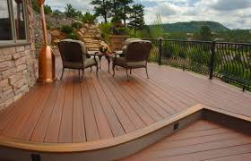 When Building Any Type Of Deck The Choice Decking Materials Is An Important Variable In Equation Recent Years Engineered Wood Products Such As