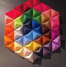 Paper Wall Art 5 DIY Geometric