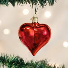 Pin By Jen2 On A Heart For Christmas Pinterest Heart Ornament