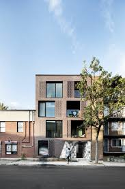 100 Contemporary Housing Residential Building Of Five Units La