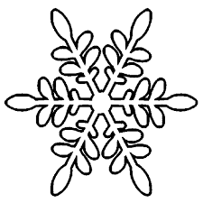 Snowflake Images To Print