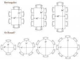 8 10 Person Patio Table by Round Table Dimensions For 10 Starrkingschool