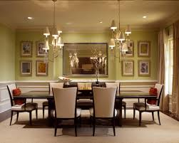 Modern Dining Room Decor Awesome Lavish Decorating Ideas With Pendant Lamps